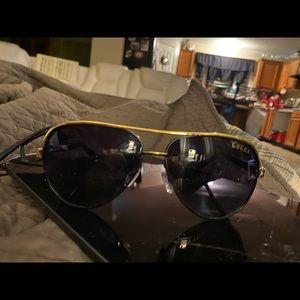 Gucci Aviator 100% UV Sunglasses